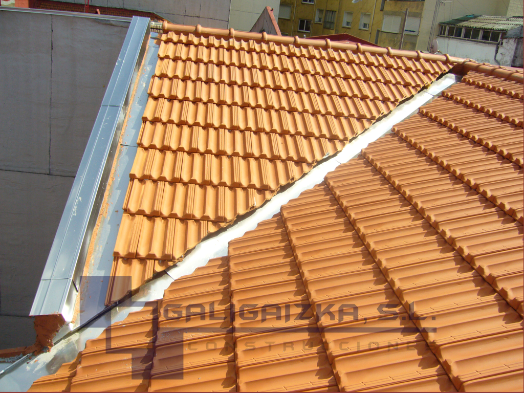 Cubiertas y tejados - Cubiertas de tejados ...